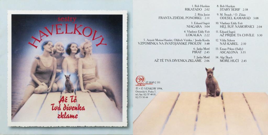 CD Až tě tvá dívenka